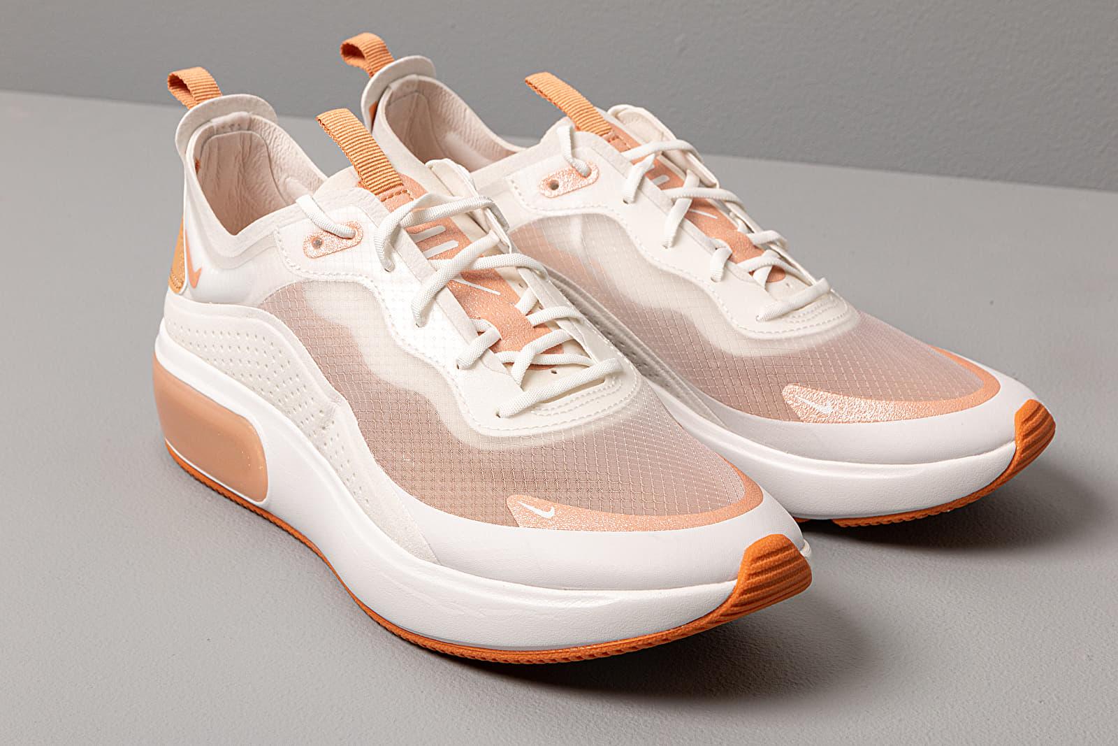 Nike W Air Max Dia LX Summit White Copper Moon Summit White   Footshop