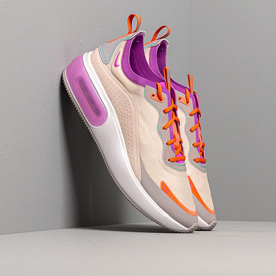 Nike W Air Max Dia SE Lt Orewood Brown/ Hyper Violet-Starfish