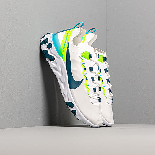 official order online 2018 sneakers Nike W React Element 55 White/ Blue Force-Summit White ...