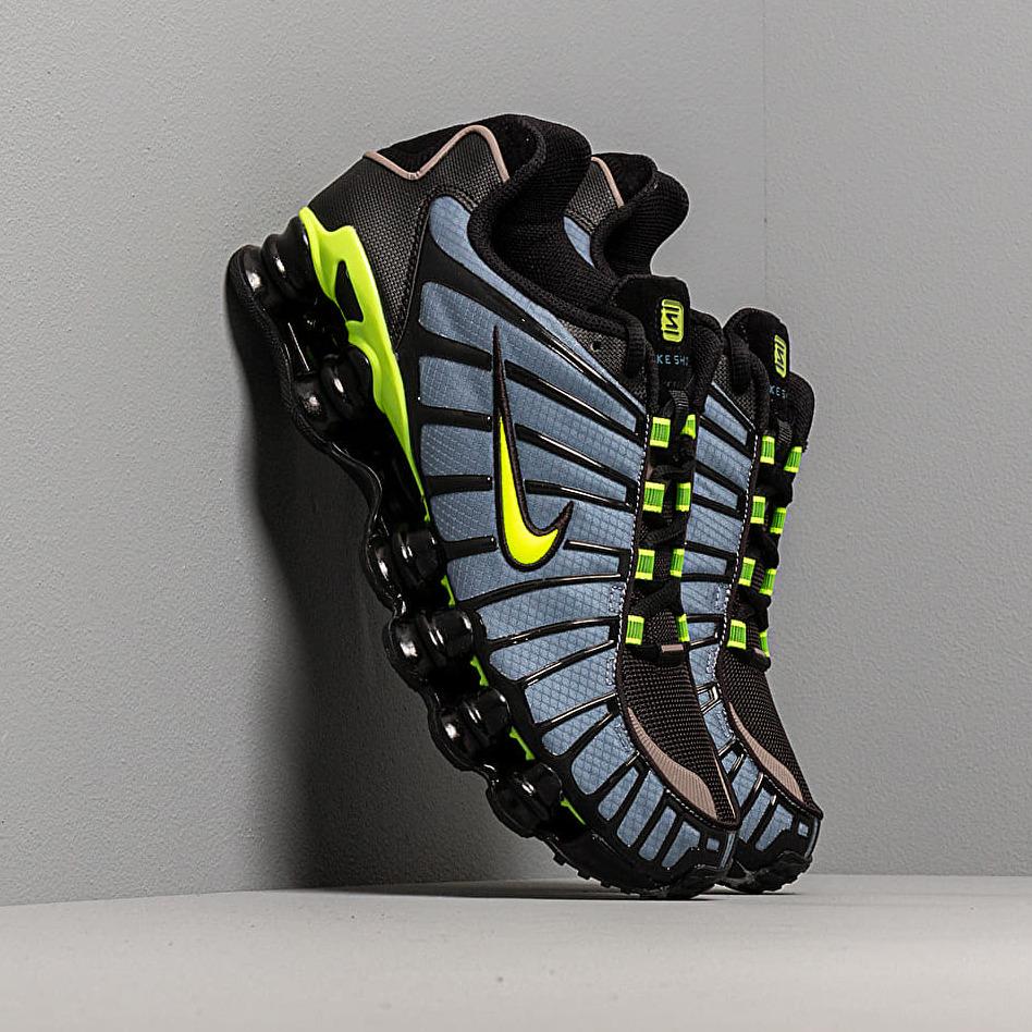 Nike Shox Tl Thunderstorm/ Volt-Black EUR 43