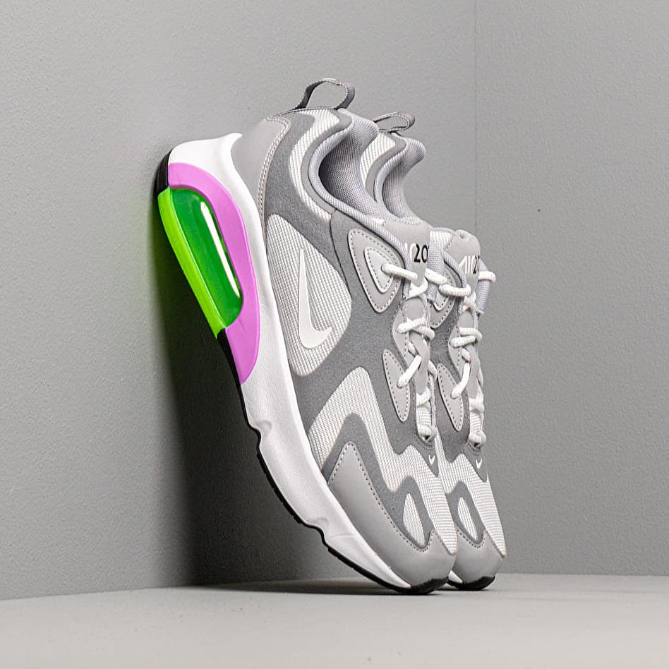 Nike W Air Max 200 Pure Platinum/ White-Cool Grey-Wolf Grey EUR 41