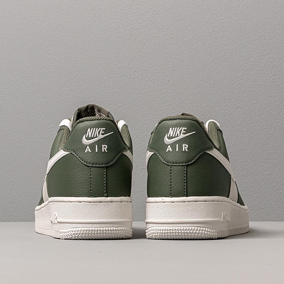 Nike Air Force 1 '07 1 Juniper Fog/ Summit White-Light Bone, Green