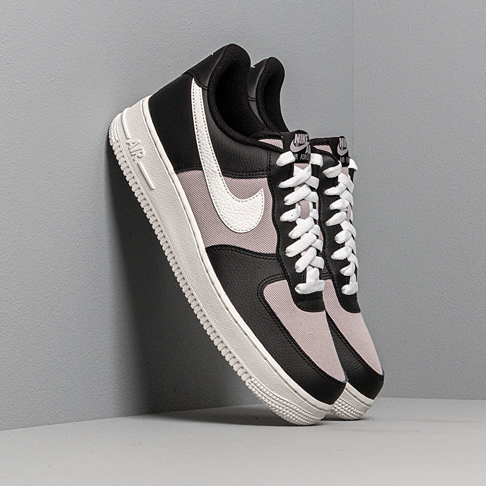 Nike Air Force 1 '07 1 Black/ Summit White-Atmosphere Grey EUR 43