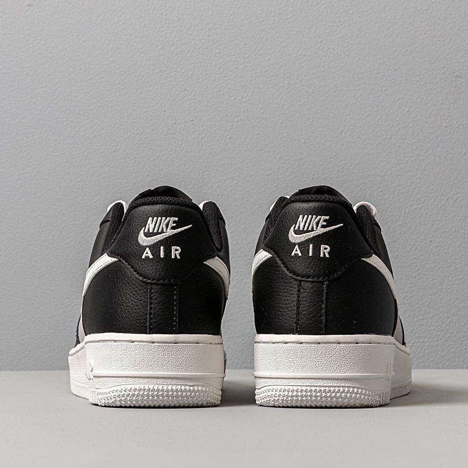 Nike Air Force 1 '07 Black Summit White Atmosphere