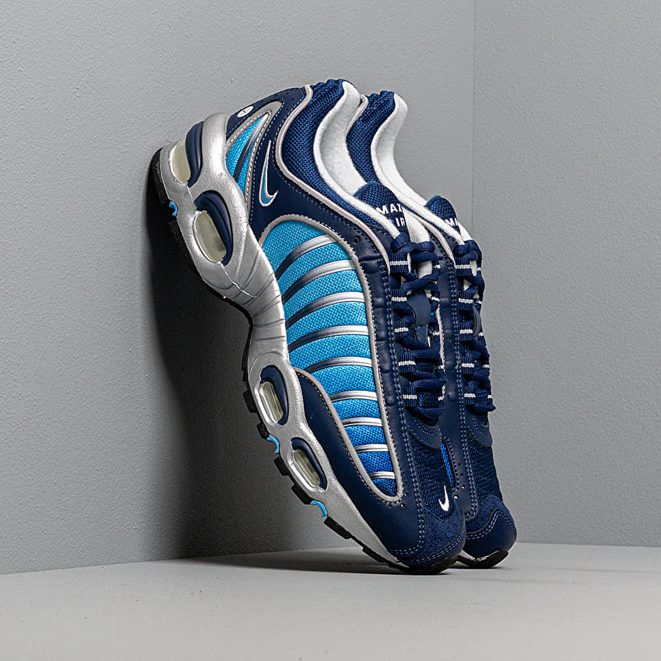 Nike Air Max Tailwind IV Blue Void/ University Blue-White-Black EUR 43