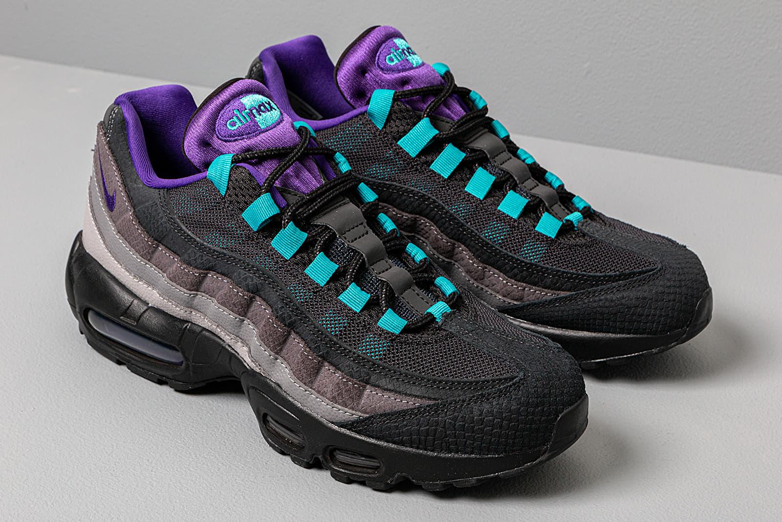 Nike Air Max 95 Lv8 Uomo Wolf Grey Purple
