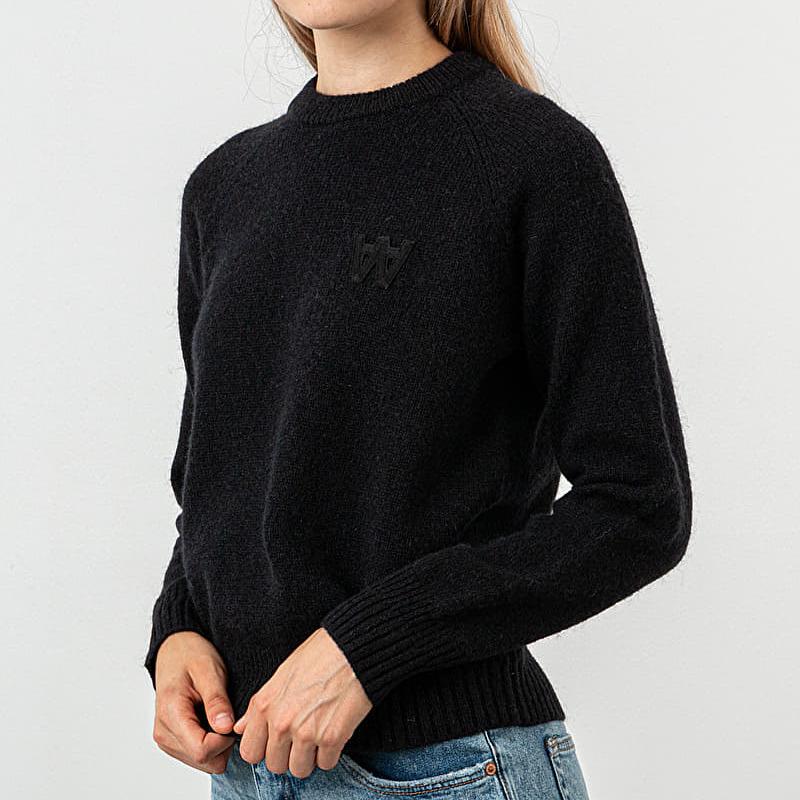 WOOD WOOD Asta Sweater Black