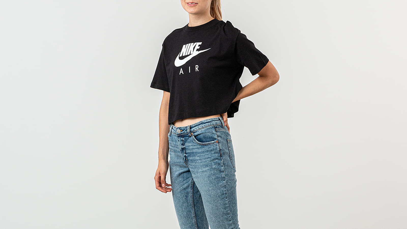 T-shirts Nike Sportswear Air Tee Black