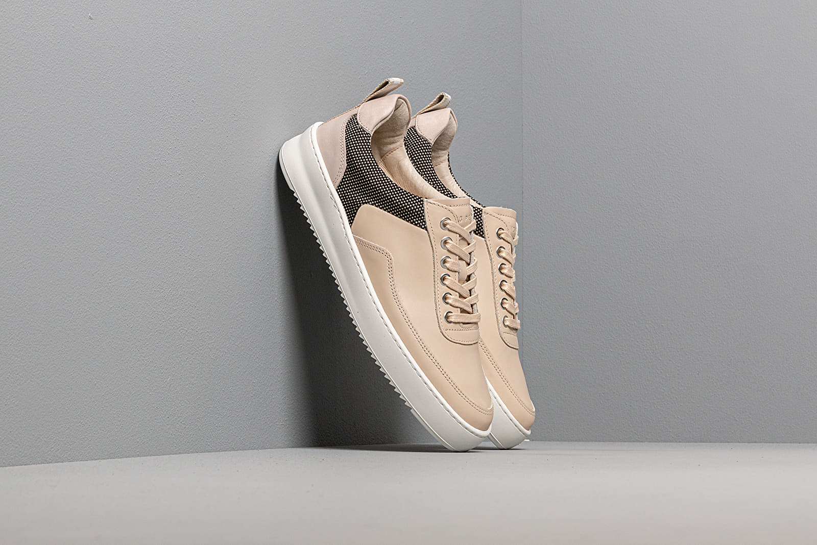 Men's shoes Filling Pieces Mondo 2.0 Ripple Gala Beige
