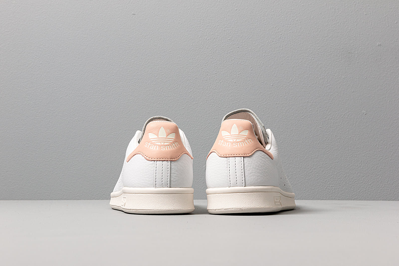 Pocos de madera Descanso  Men's shoes adidas Stan Smith Ftw White/ Vapor Pink/ Off White