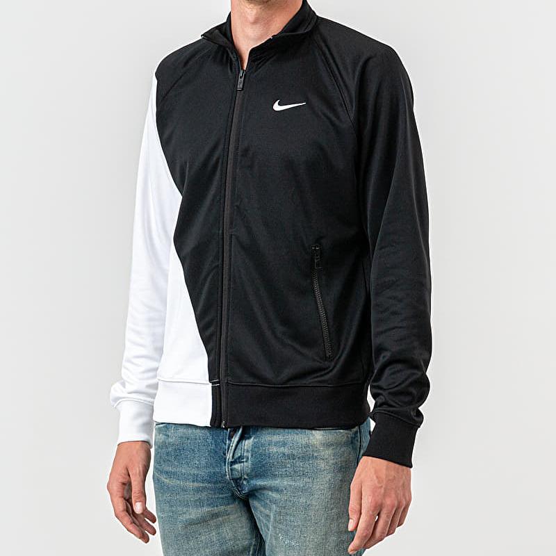 Nike Sportswear Swoosh Jacket Black/ White/ White M