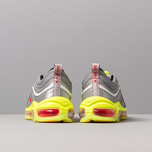 Nike Air Max 97 Rft (GS) Metallic Silver Red Orbit Volt Black   Footshop