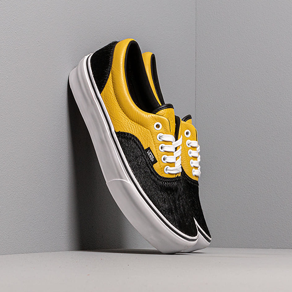 Vans Era Platform (Python) Black/ Yellow EUR 39