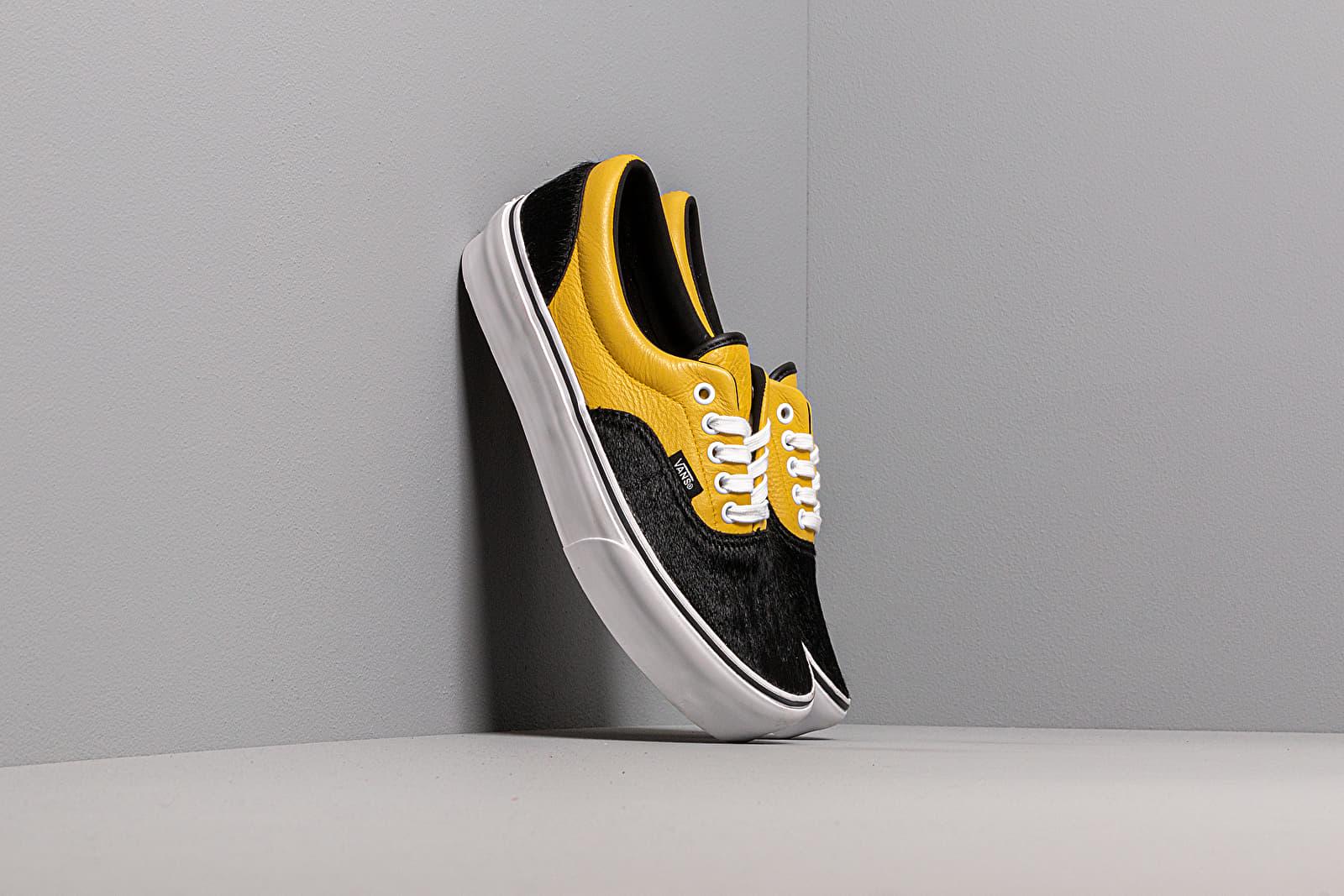 Buty męskie Vans Era Platform (Python) Black/ Yellow