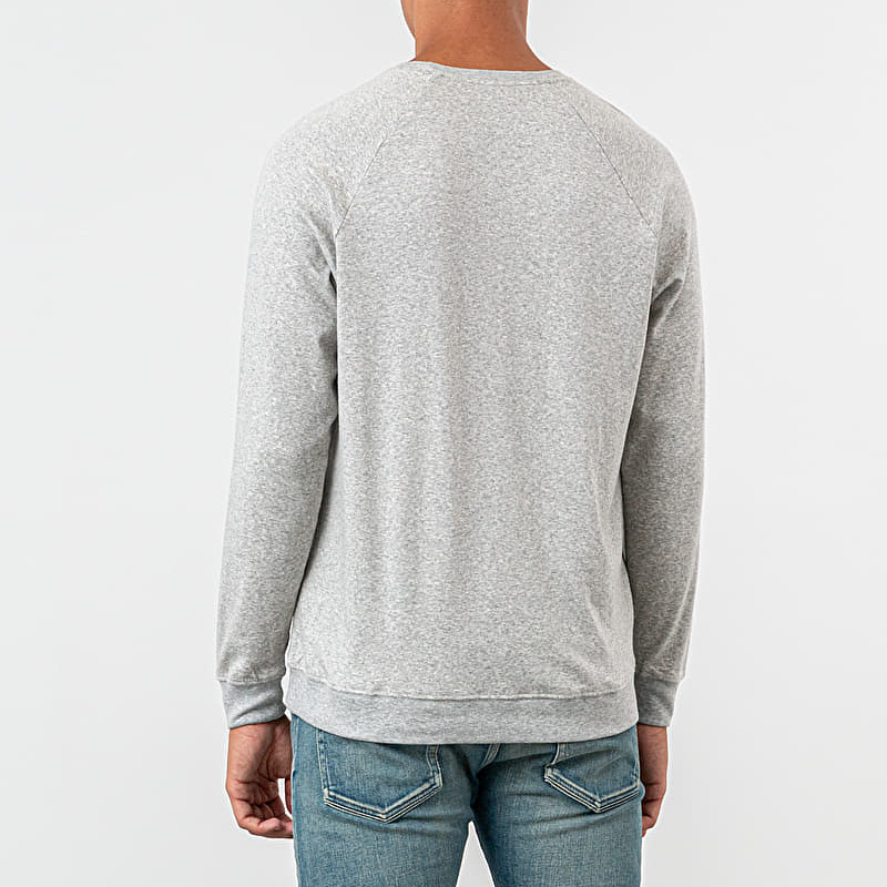 Calvin Klein Longsleeve Tee Grey, Gray