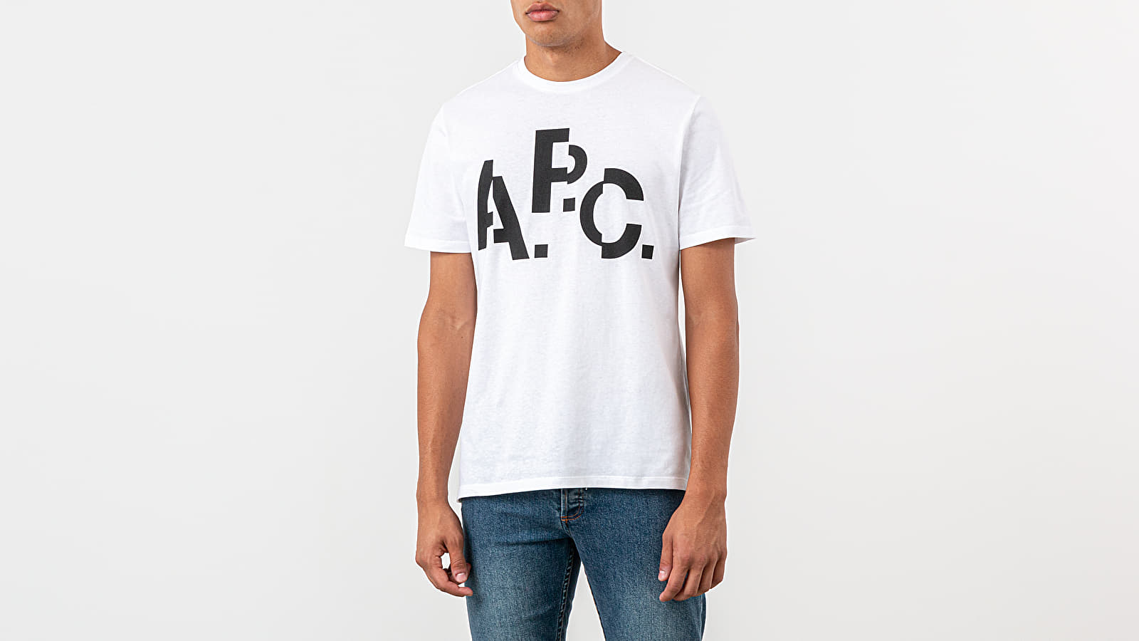 A.P.C. Decale Tee