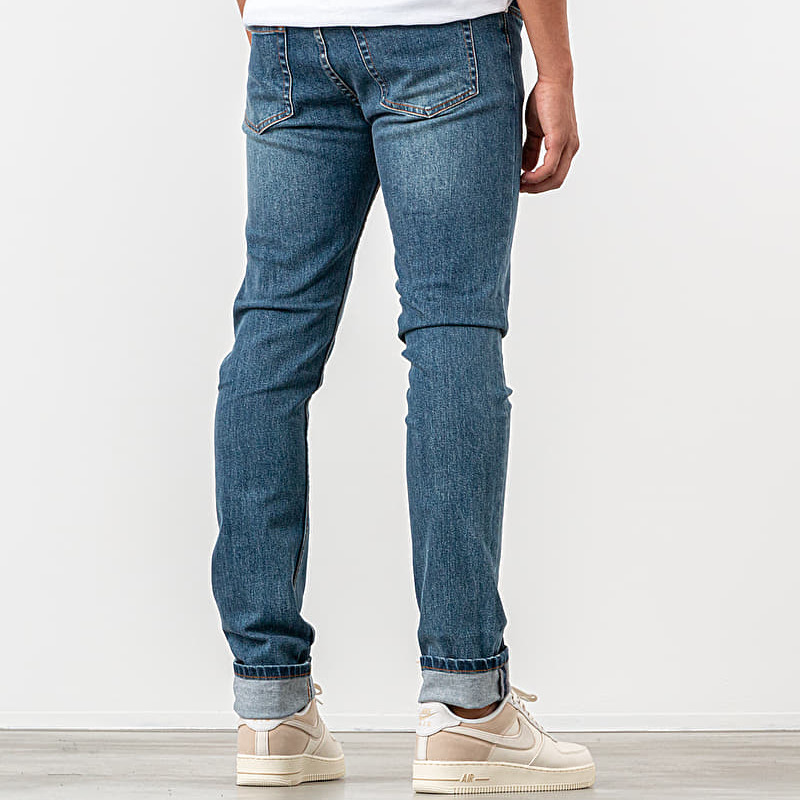 A.P.C. Petit Standard Jeans Washed Indigo, Blue