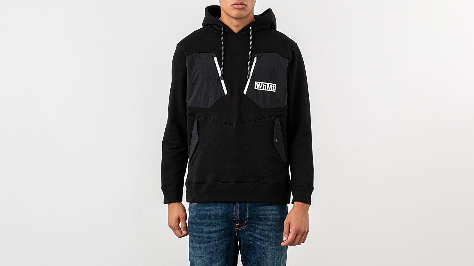 Sweatshirts White Mountaineering Hoodie Black