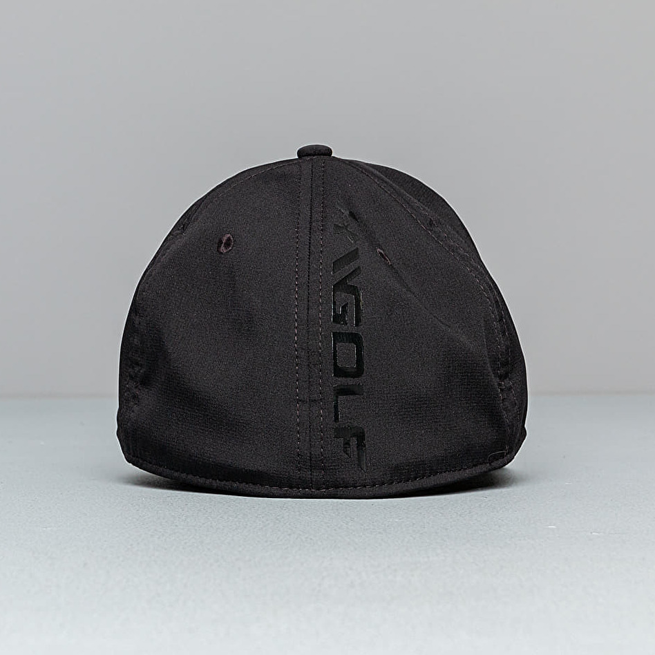 Under Armour Golf Headline Cap 3.0 Black