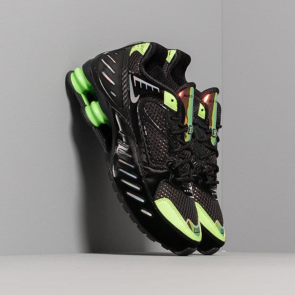 Nike W Shox Enigma Sp Black/ Black-Lime Blast EUR 43