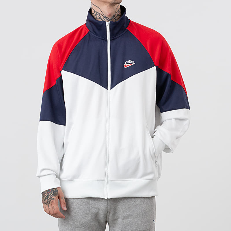 Nike Sportswear Jacket Summit White/ Midnight Navy