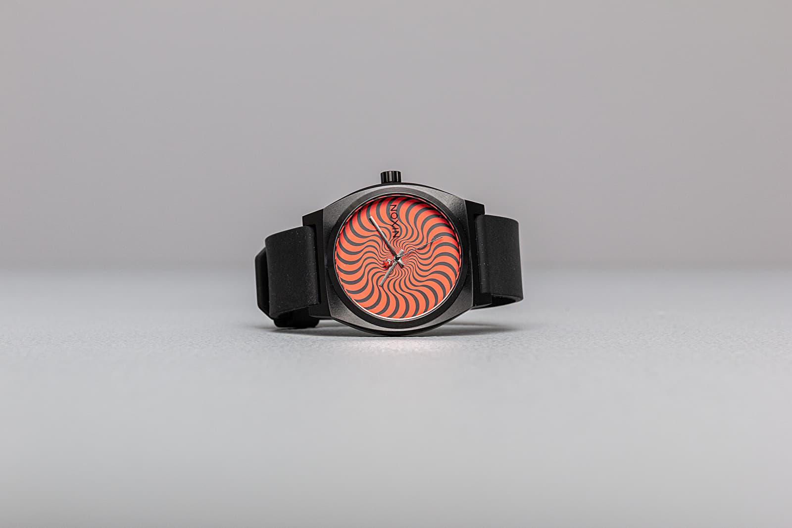 Nixon x Spitfire Time Teller Watches
