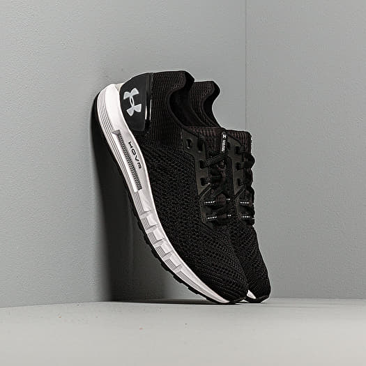 new concept 342a5 669df Under Armour W HOVR Sonic 2 Black/ White/ White | Footshop