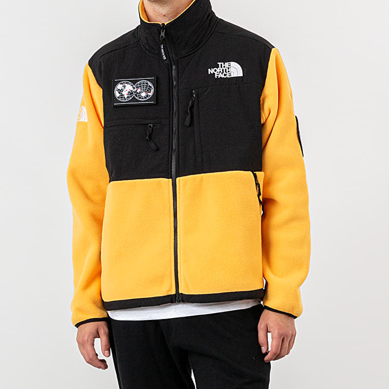 The North Face 1995 Retro Denali Jacket 7 Summits Yellow