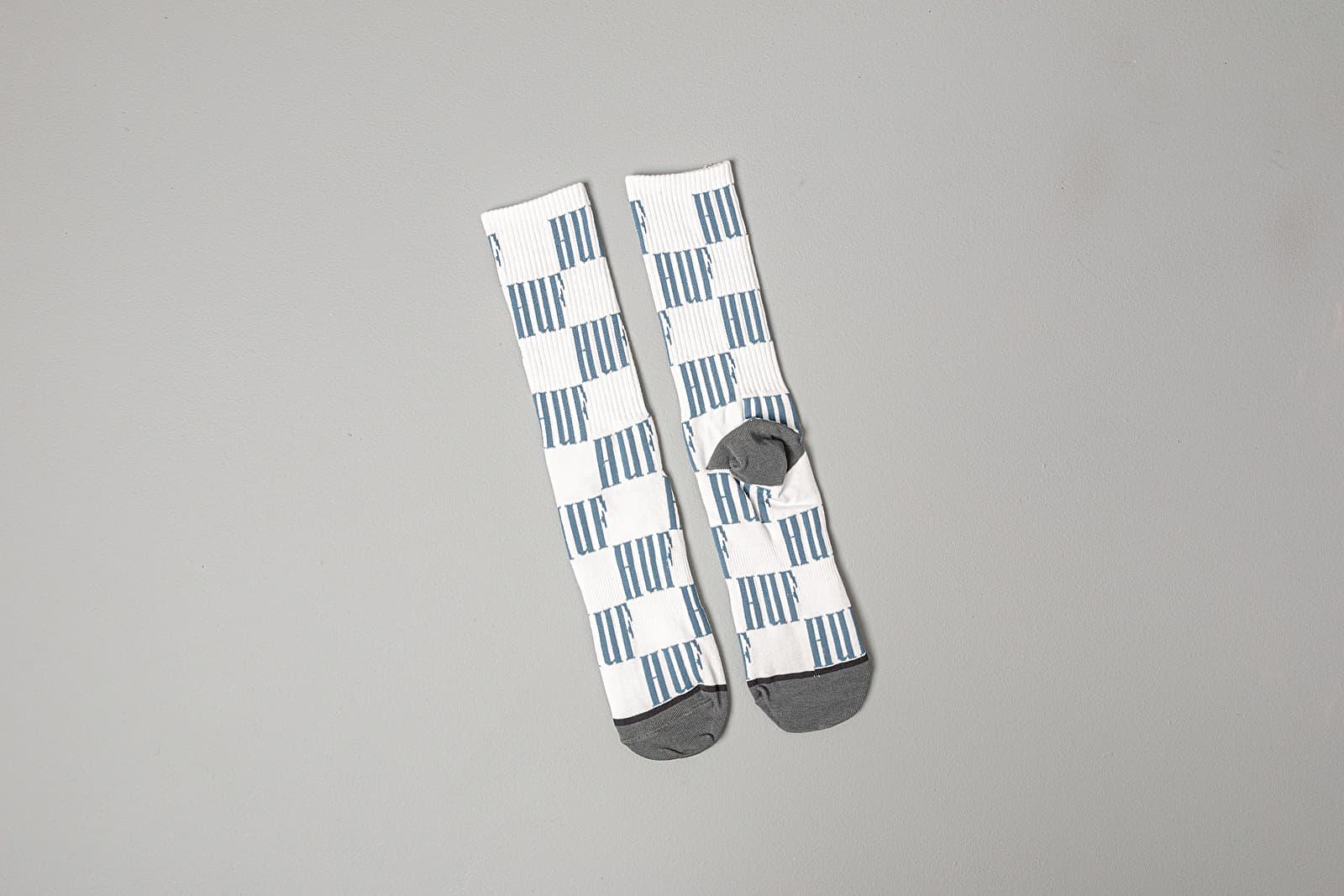 HUF Big Checkered Socks