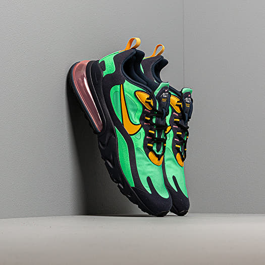 Sneaker Nike Nike Air Max 270 React Electro Green/ Yellow Ochre-Obsidian
