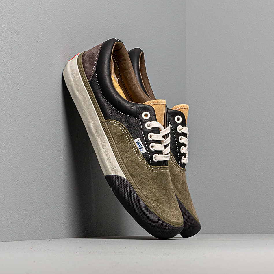 Vans Era VLT LX (Suede/ Leather) Shale/ Stone