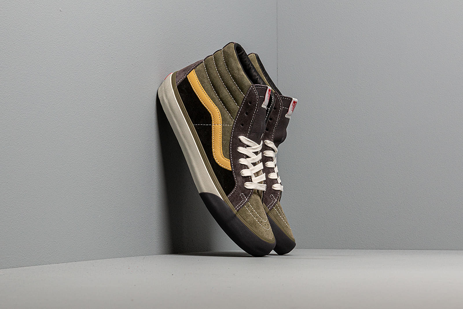 Vans SK8-Hi Reissue VL (Suede/ Leather)