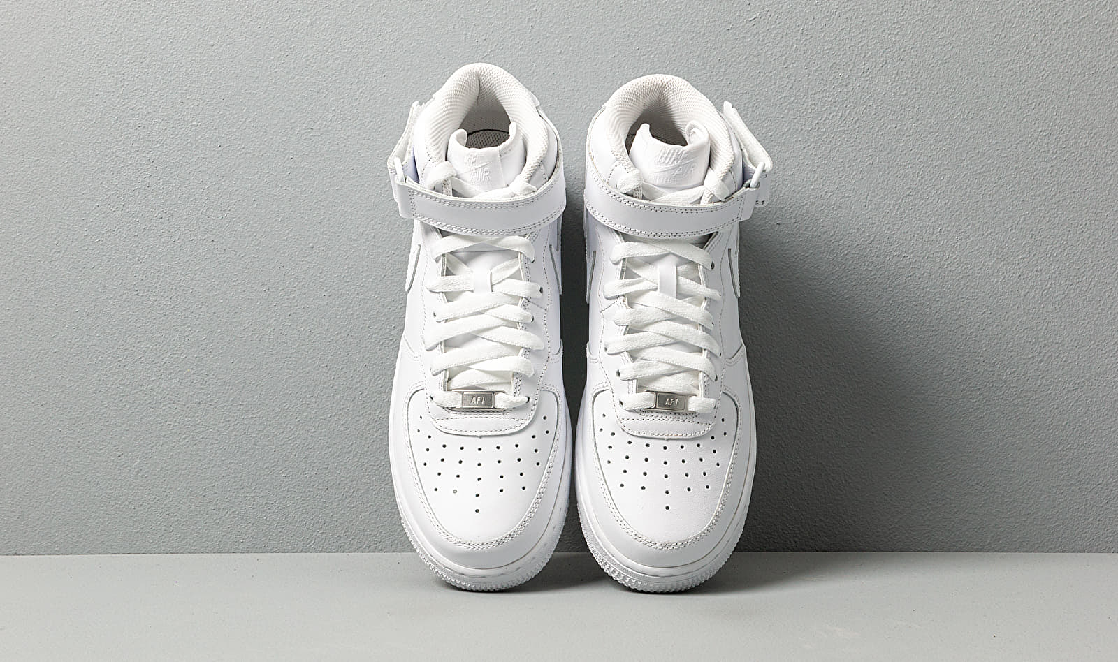 Nike Air Force 1 Mid '07 White/ White