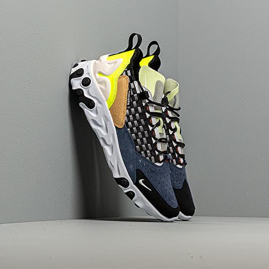 Nike React Sertu Black/ White-White-Volt | Footshop