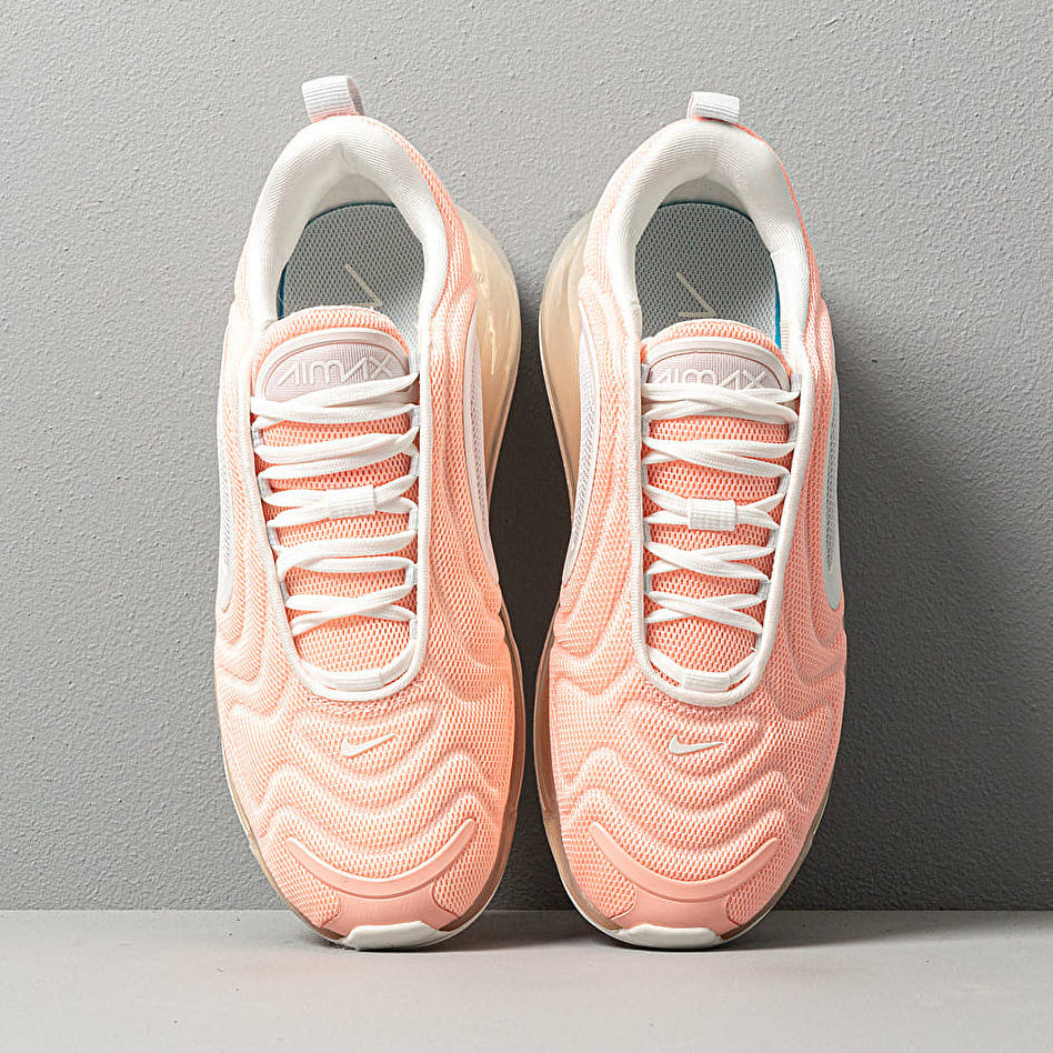 Nike W Air Max 720 Bleached Coral/ Summit White, Pink