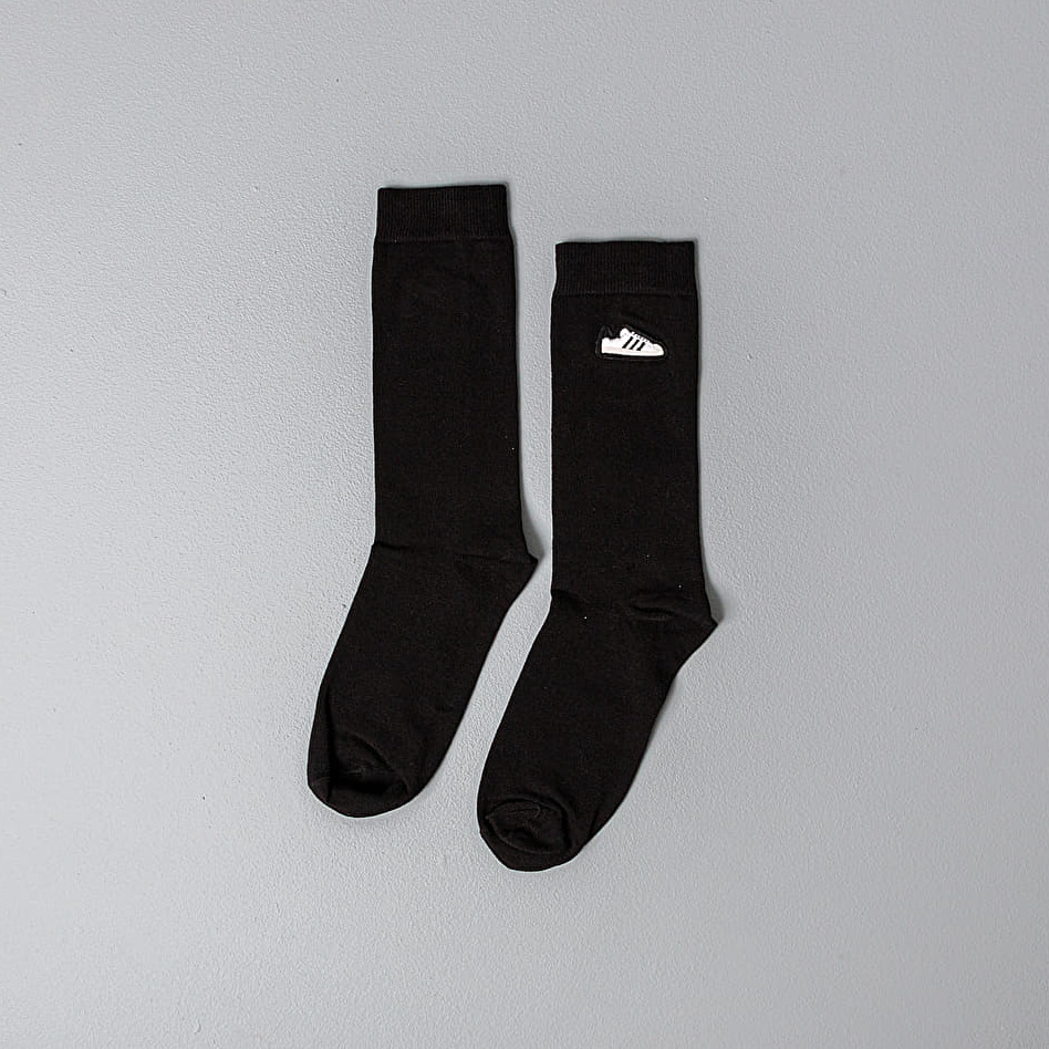 adidas Super Socks Black