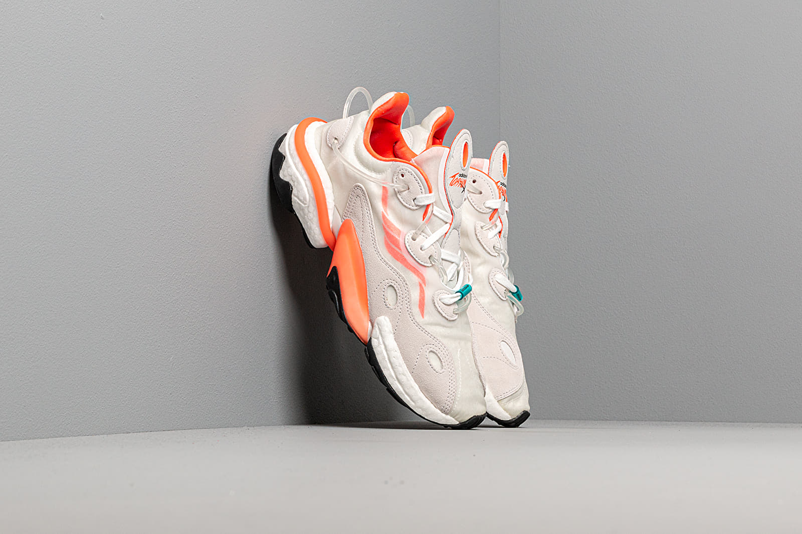 Men's shoes adidas Torsion X Ftwr White/ Ftwr White/ Solar Red
