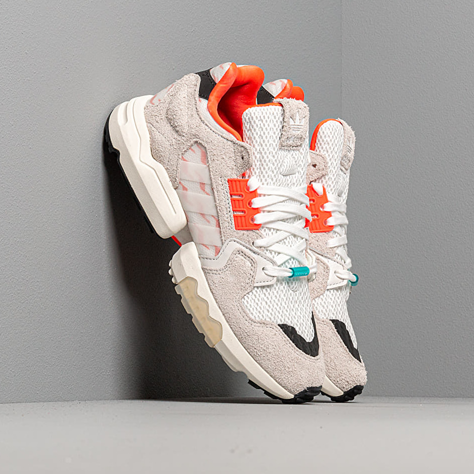 adidas ZX Torsion Ftwr White/ Crystal White/ Solar Red EUR 38