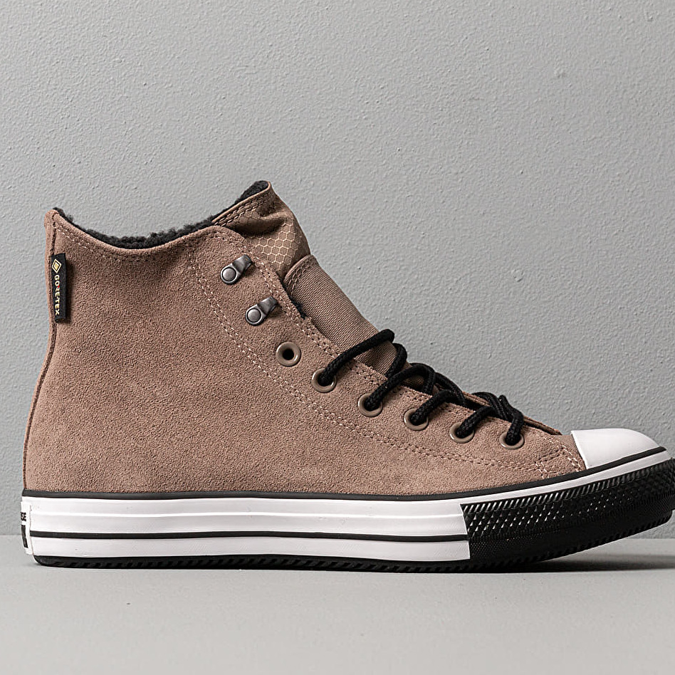 Converse Chuck Taylor All Star Winter Waterproof Mason Taupe/ White/ Black, Brown