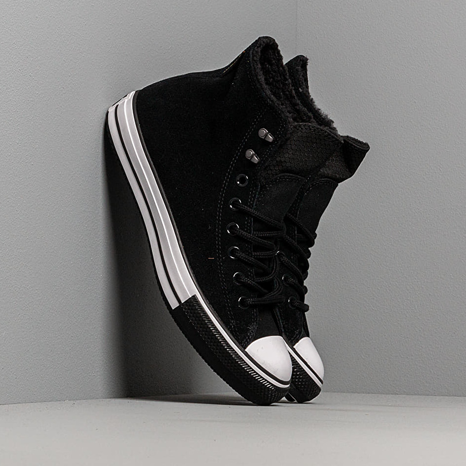 Converse Chuck Taylor All Star Winter Waterproof Black/ White/ Black