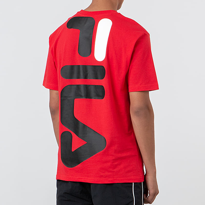 FILA Anatoli Tee True Red