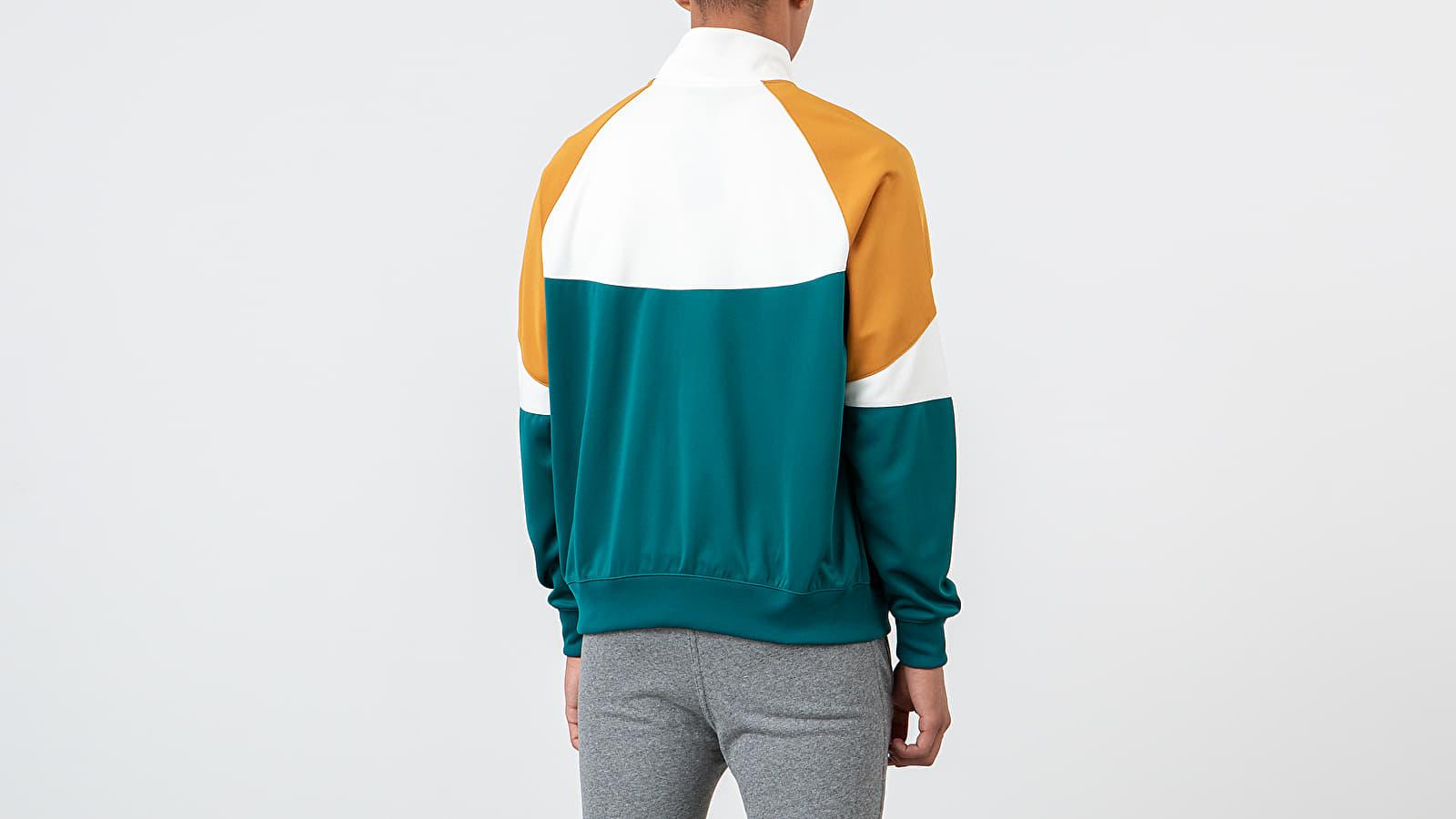 Nike Sportswear Jacket Geode Teal Sail Gold Suede   Footshop