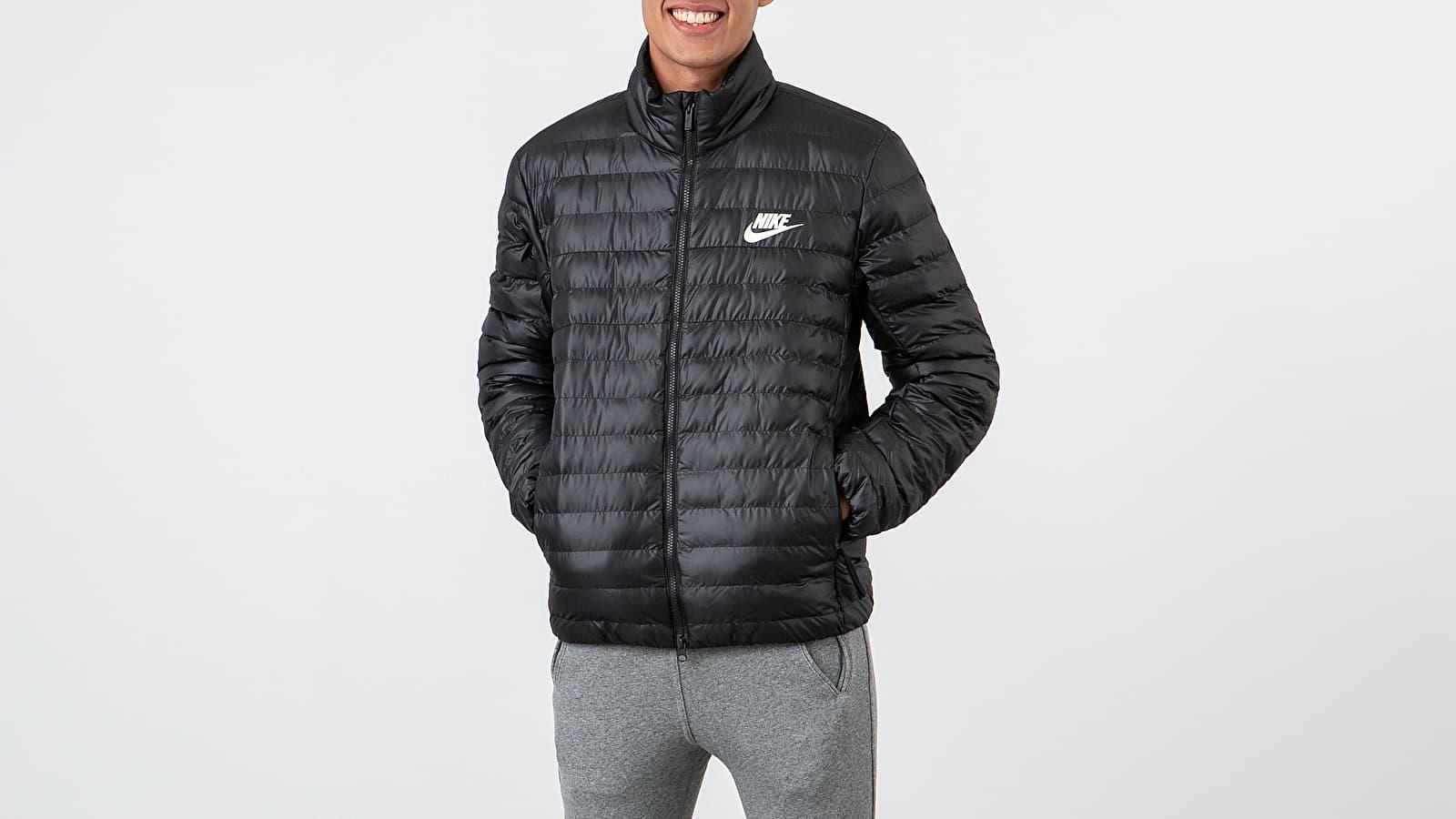 Jackets Nike Sportswear Synthetic Fill Bubble Jacket Black/ Black/ Black/ Sail