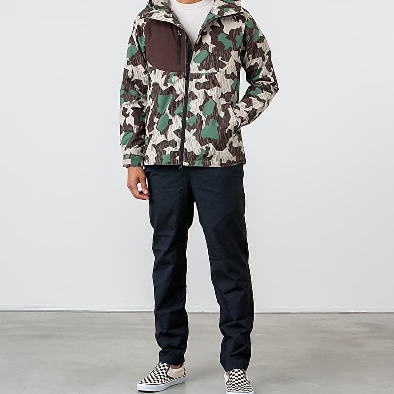 HUF Standard Shell 2 Jacket Camo, Green