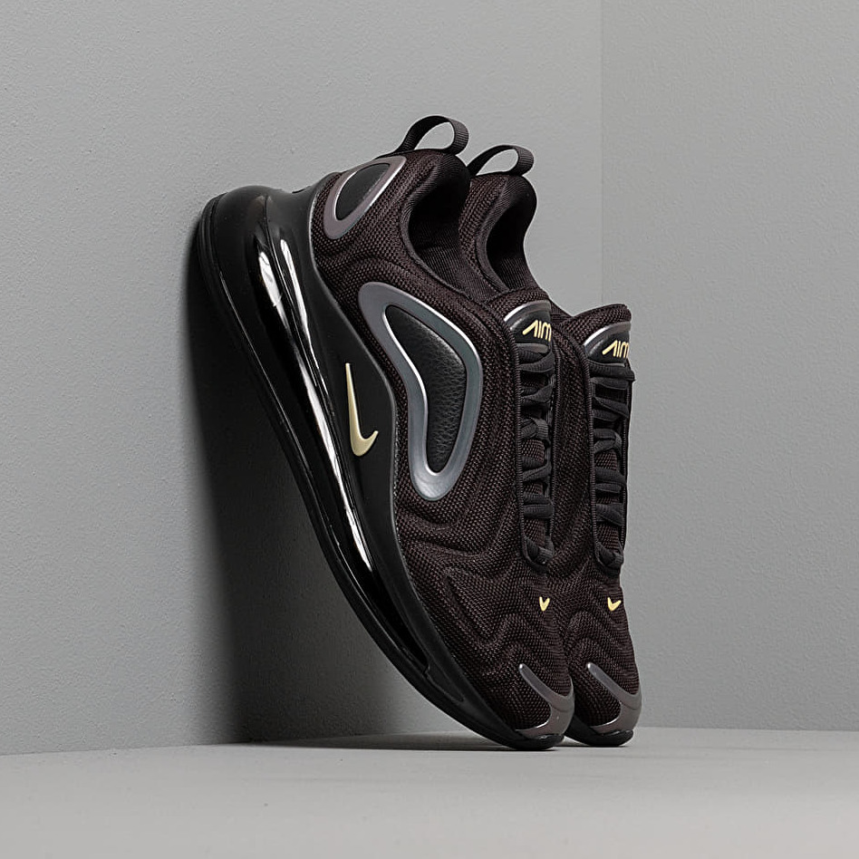 Nike Wmns Air Max 720 Oil Grey/ Bicycle Yellow-Black EUR 38