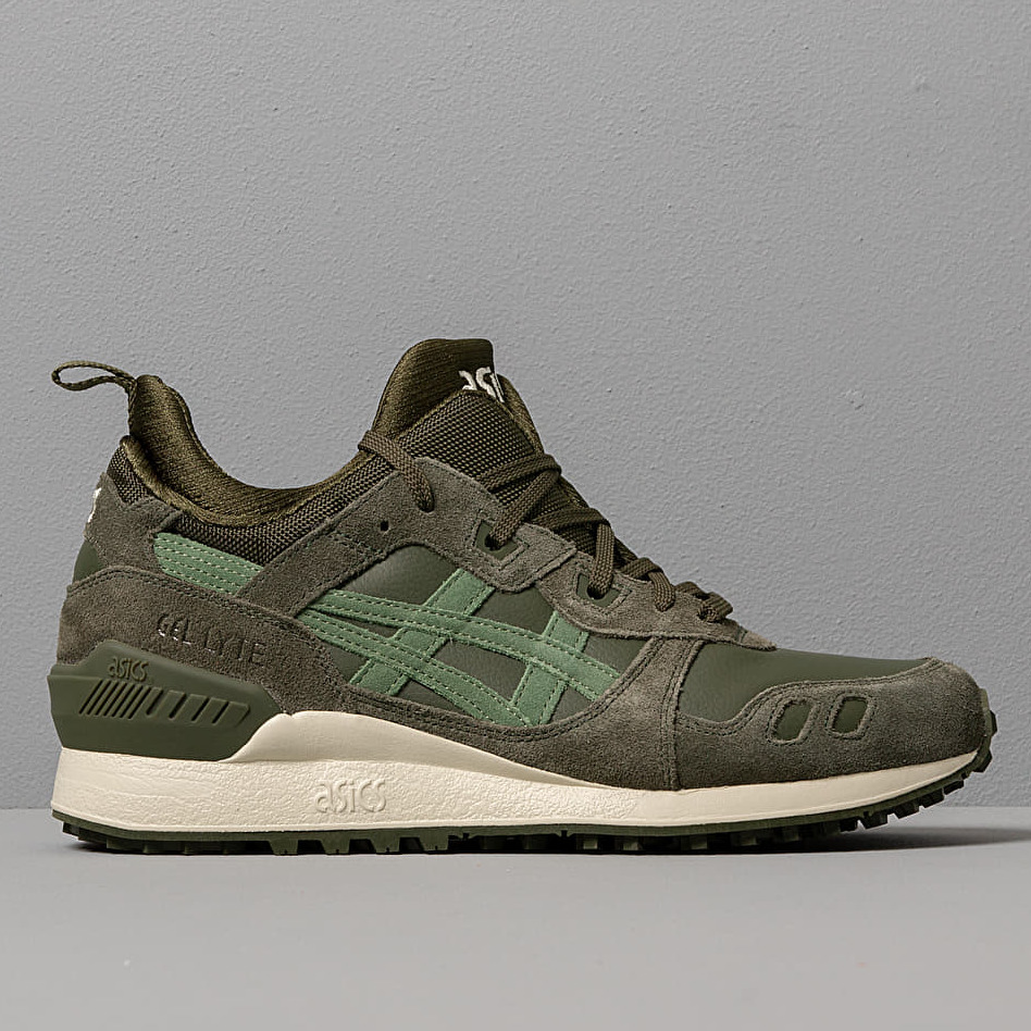Asics GEL-Lyte MT Forest/ Moss, Green