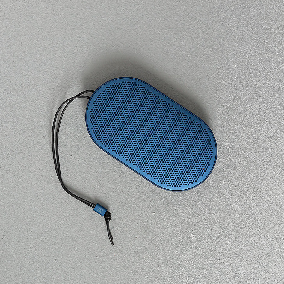 Bang  Olufsen Beoplay P2 Portable Bluetooth Speaker Royal Blue