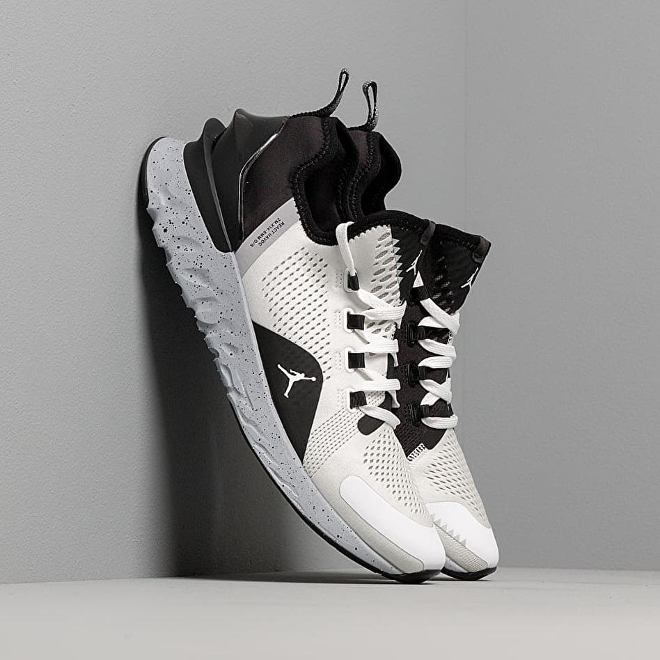 Jordan React Havoc White/ White-Black-Wolf Grey EUR 41