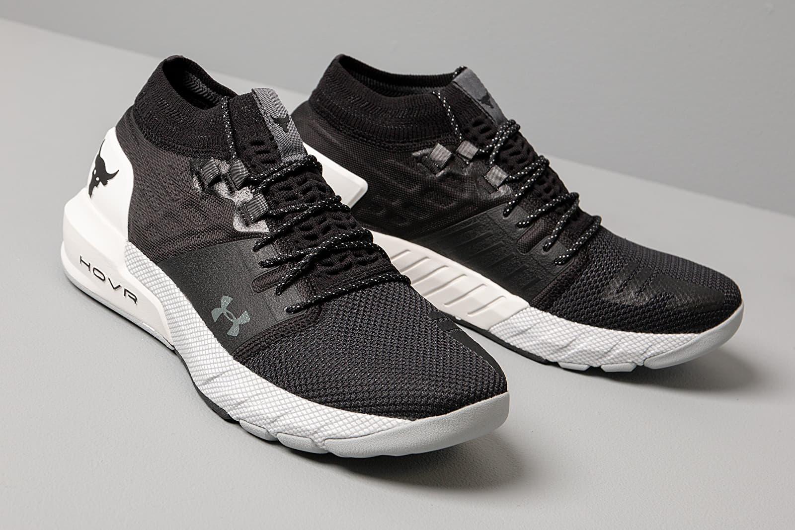shoes Under Armour Project Rock 2 Black