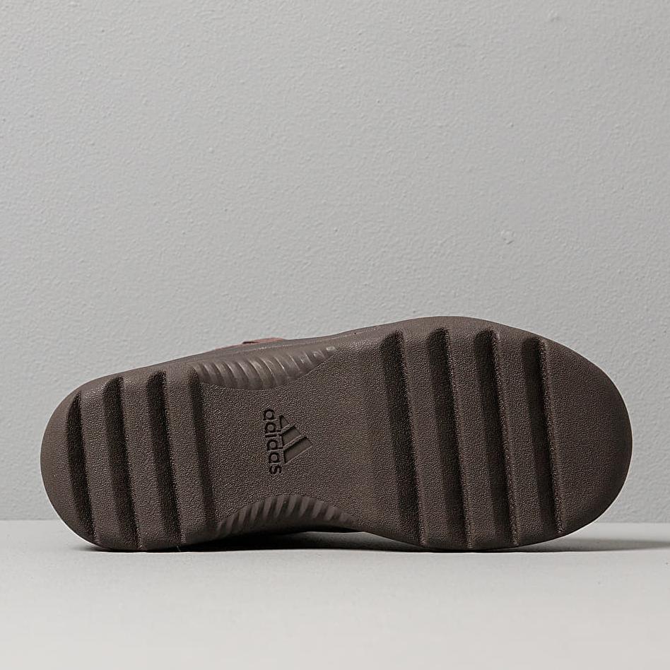 adidas Yeezy Desert Boot Kids Oil/ Oil/ Oil, Brown